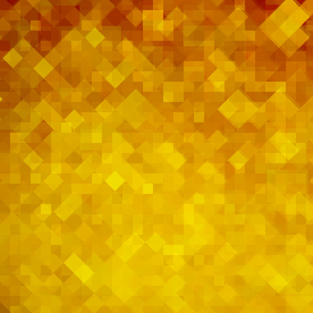 wallpaper texture: Abstract orange mosaic background