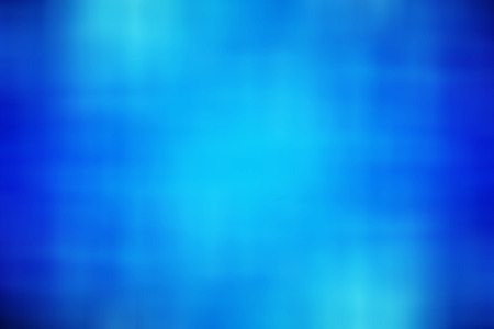 effect: Abstract blue effect background