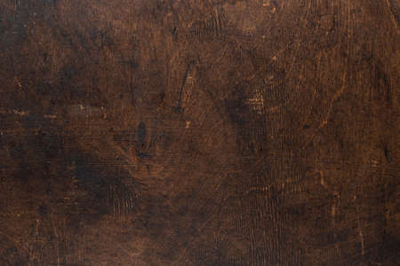 Old grunge wooden background. empty template