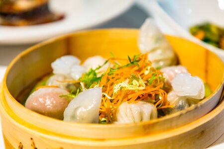 Chinese cuisine. Dim sum