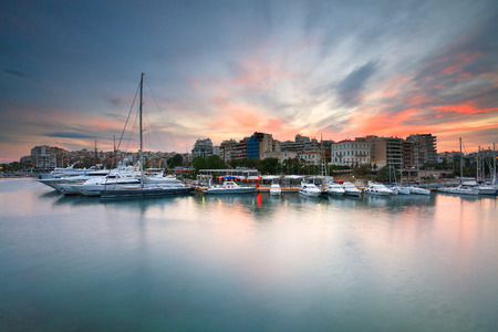 Boats in Zea marina, Piraeus, Athens