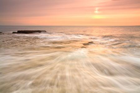 dorset: Long exposure seascape taken in Dorset, UK.