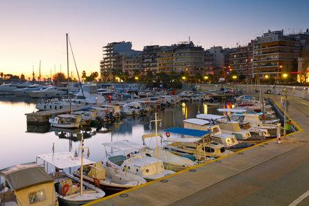 zea: Boats in Zea Marina in Athens, Greece