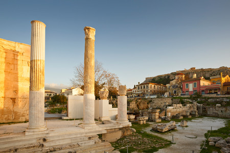 remains: Remains of the Hadrian