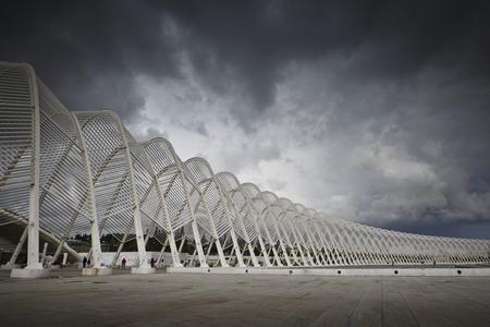 deportes olimpicos: El complejo OACA Deportes Olímpicos en Atenas Editorial