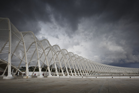 sports complex: The Olympic Sports complex OACA in Athens
