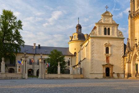 olomouc: Church in the Olomouc castle, Czech Republic.