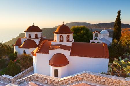 Kalymnos island in Dodecanse archipelago in eastern Aegean.