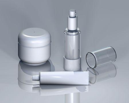 gamme de produit: Gamme de produits cosm�tiques pour le logo et les autres presetnation client restitutions