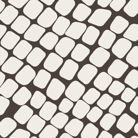 motif brun transparente avec des pavés