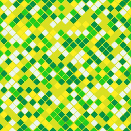 Vector seamless pattern texture color snake skin Illustration