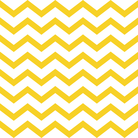 Vector seamless zigzag pattern on white background