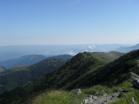 View from Mala Fatra