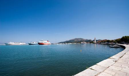 zakynthos: zakynthos harbor