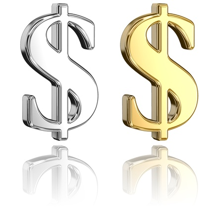 Dollar Signs Stock Photo - 11544997