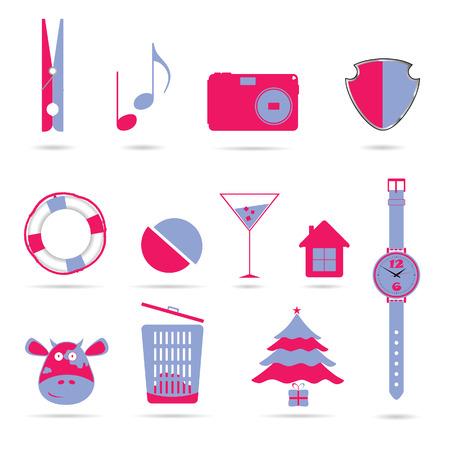 symbols vector illustration illustration