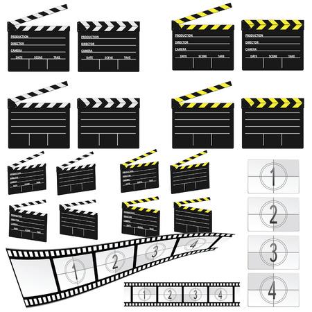 предмет коллекционирования: Фильм колокола белый и желтый иллюстрация и кино