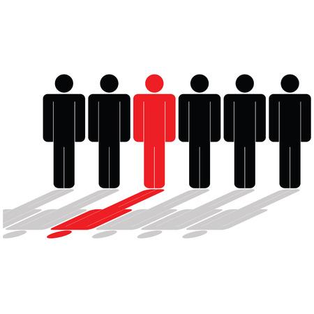 person icon: people icon vector illustration