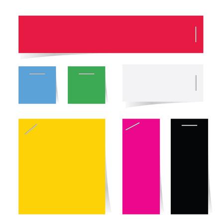 reminder: reminder set color illustration