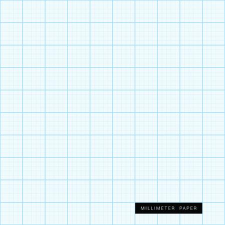 millimeter: millimeter paper blue technical illustration