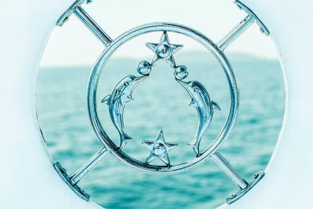 orificio nasal: Barco Decorar