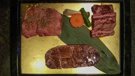 yakiniku: yakiniku grilled meat food in japan