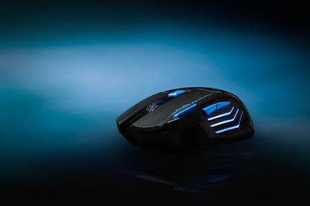 muis met cool ontwerp Stockfoto