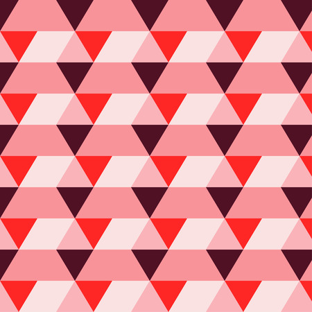 burgundy: romb pattern rectangle triangle texture red burgundy pink Illustration