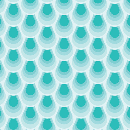 fish skin: Repetition fish skin. Abstract stylish background. Wavy striped geometric mosaic vertical texture. Illustration