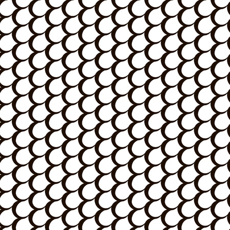 fish skin: Fish skin repetition texture. Modern scale stylish texture. Repeating geometric background with circles.
