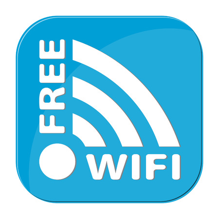 Style Wifi Free Sticker or Icon