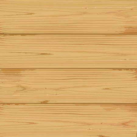 background with pine wooden planks. vector illustration Vector