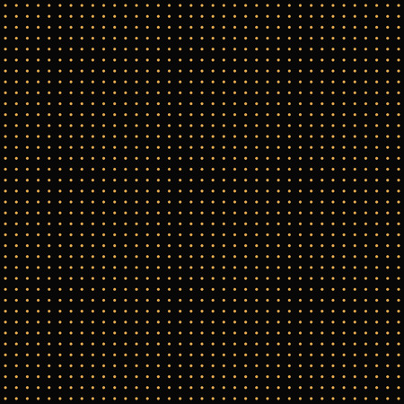 antic: Background with gold dots for rich pattern. Vector illustration