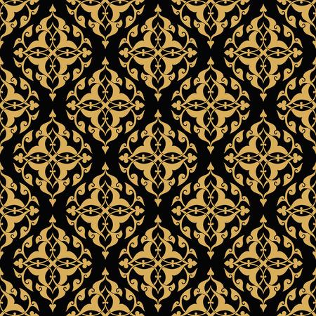 arabian: arabian seamless pattern. vector illustration Illustration