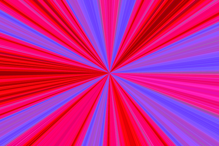 Colorful rays golden ratio.