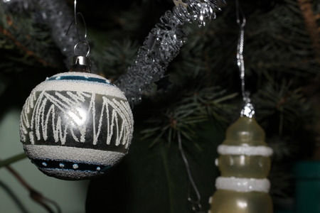 Christmas themes, HDR photo