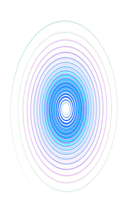 Colorful circles on abstract background Stock Photo
