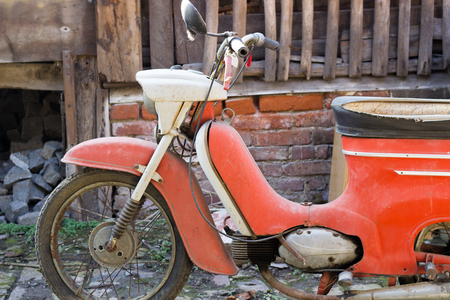 previously: Old motorcycle