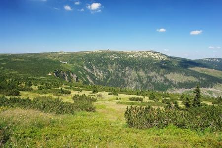 krkonose: Summer in the Krkonose mountains, Czech Republic