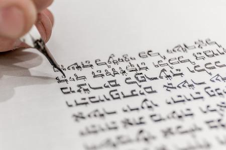 Write a Sefer Torah