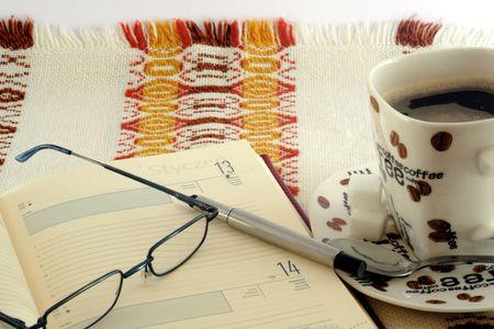 morning coffee 2 Stock Photo