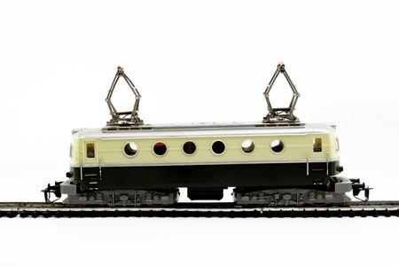 miniature locomotive