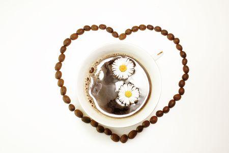 coffees: coffees heart