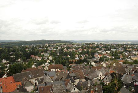 brausfels -panorama