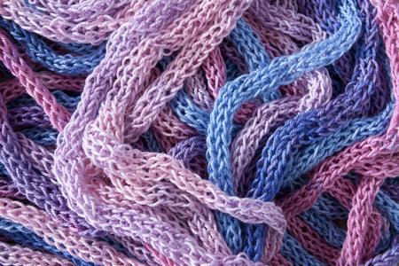multicolor yarn
