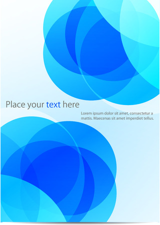 Abstract light vector background  ball, round