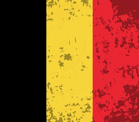 belgium flag: Abstract image of the Belgian flag democracy patriot