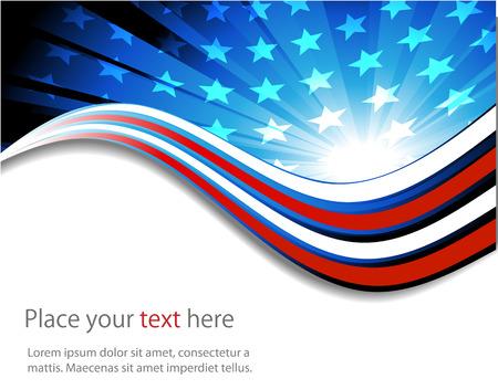 banderas america: resumen de antecedentes de la bandera americana, símbolo unido