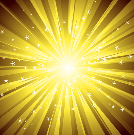 the light rays: Blue color design with a burst.vector file included Illustration