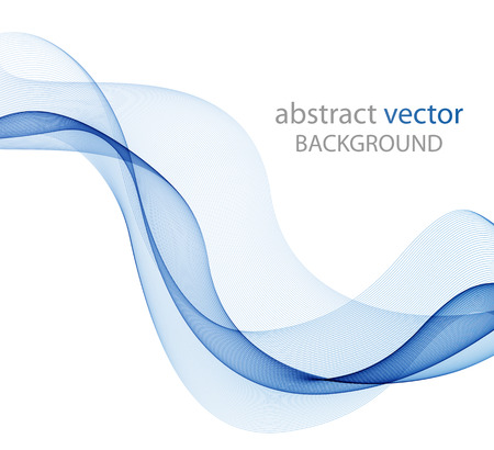white color: Abstract color wave design element, concept decoration